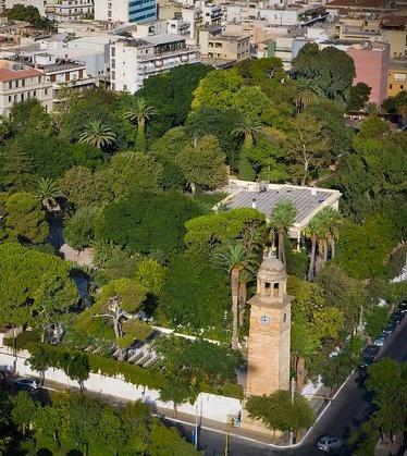 Public Garden - Chania, Crete