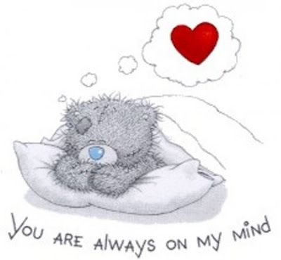 Tatty Teddy ~ you always on my mind