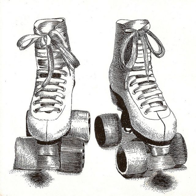 RollerSkates by *vesi*, via Flickr