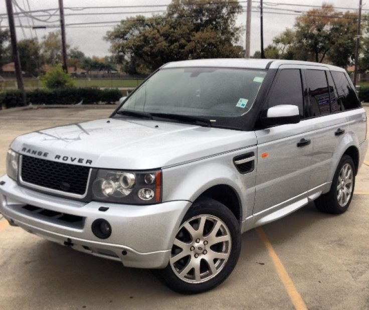 17 Best Ideas About 2007 Range Rover On Pinterest
