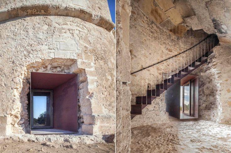 Pi des Català tower