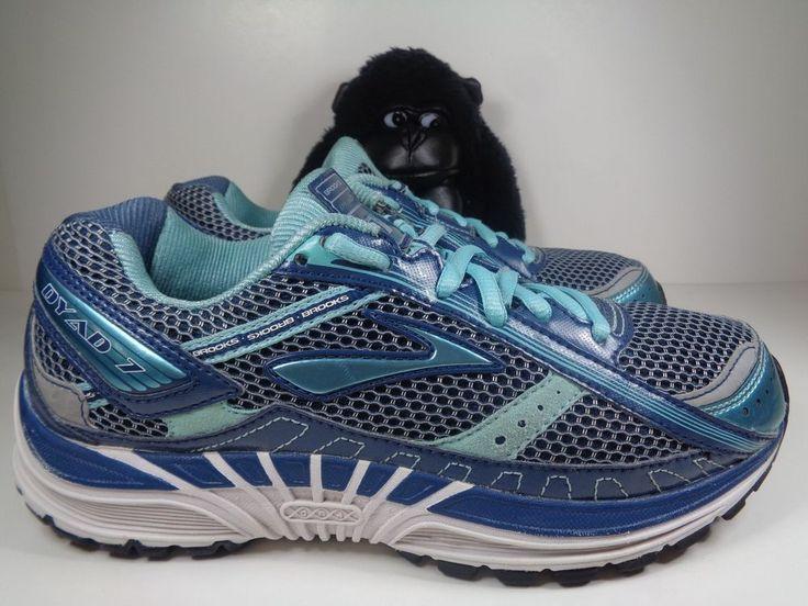 Womens Brooks Dyad 7 Running Training shoes size 8 US
