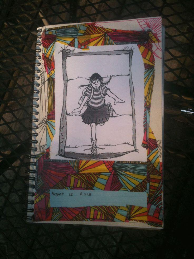 Sketchbook Cover Ideas : Best art class sketchbook ideas images on pinterest
