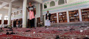 Atentados reivindicados por el Estados Islámico en Yemen dejan 142 muertos
