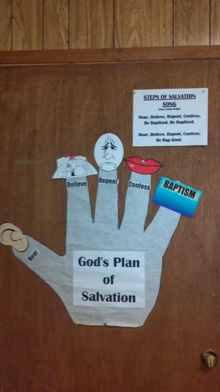 Friends Sunday School Craft