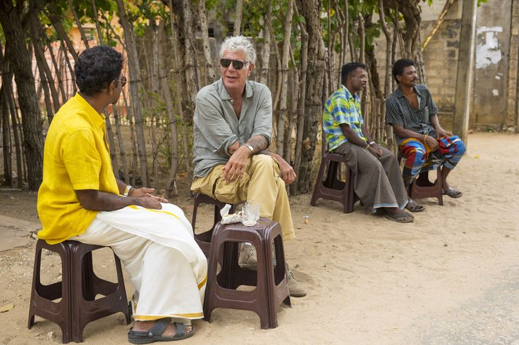 'Parts Unknown' heads to the island nation this week