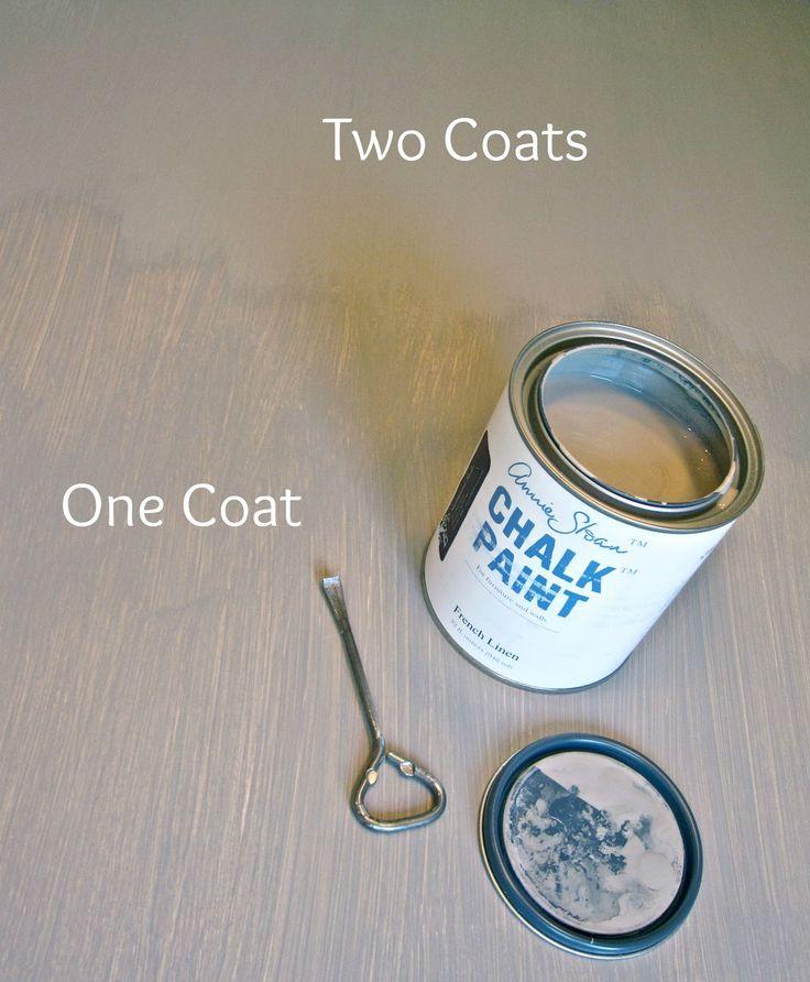 Annie Sloan Chalk Paint Newbie Tips | drivenbydecor.com
