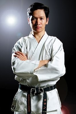 Instructor - UTCC Karate Club   อ.หนุ่ย