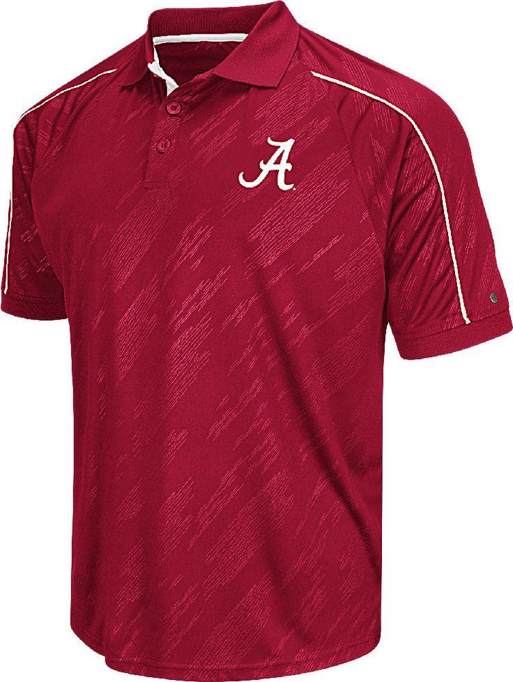 240 best sec fan gear images on pinterest fan gear polo for Alabama crimson tide polo shirts