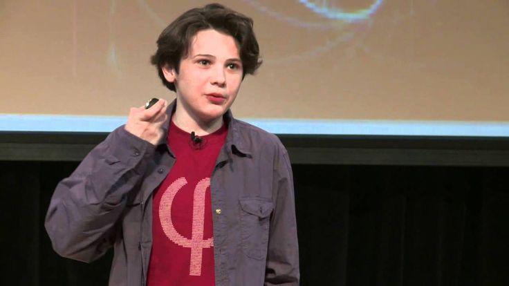 Este Niño Genio De 13 Años Quiere Que Dejes De Aprender Y Empieces A Pensar