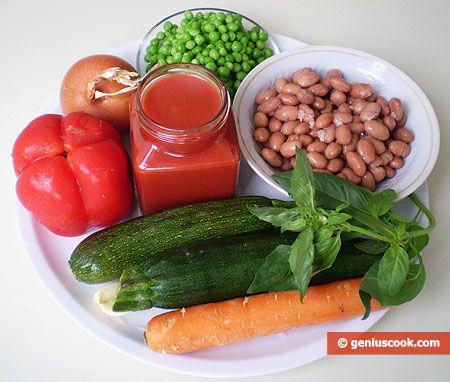 Рецепт крем - супа из шампеньонов