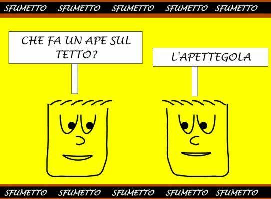 Le freddure brevi su www.sfumetto.net #barzellette #freddure #ridere