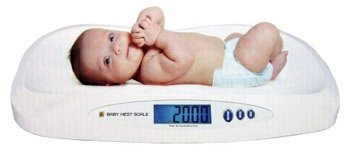 Balance medicale Pediatrique pese-bebe 20kg x 5g – idéale cabinet sage-femme