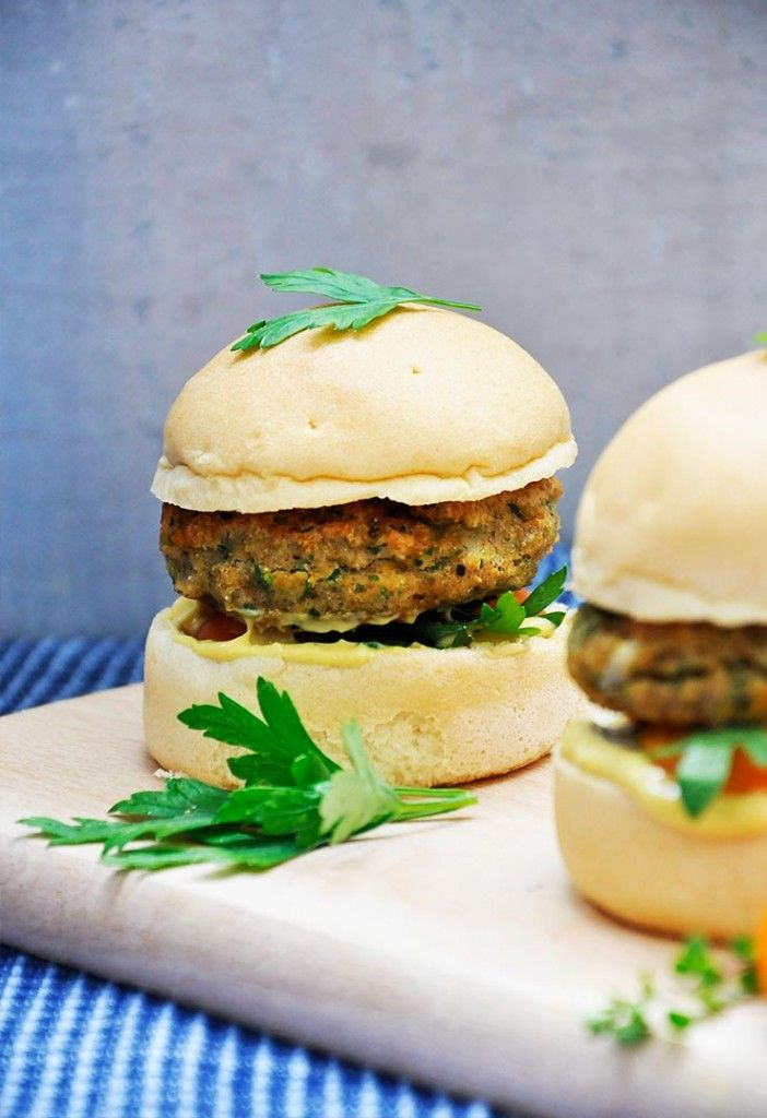 Gluten-Free Lentil Sweet Potato Burgers | 1 cup red lentils 1 bunch ...