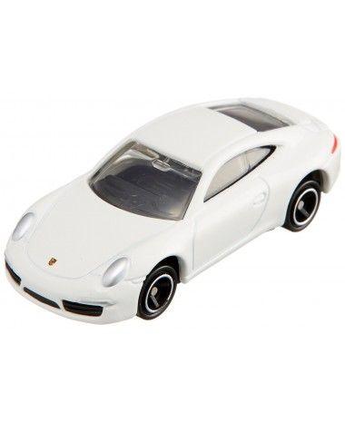 Tomica Porsche 911 Carrera  รถเหล็กลิขสิทธิ์แท้จากประเทศญี่ปุ่น Scale 1:64