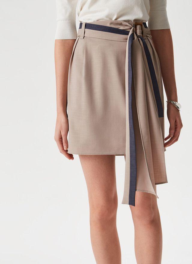 Resultado de imagen para falda elastica