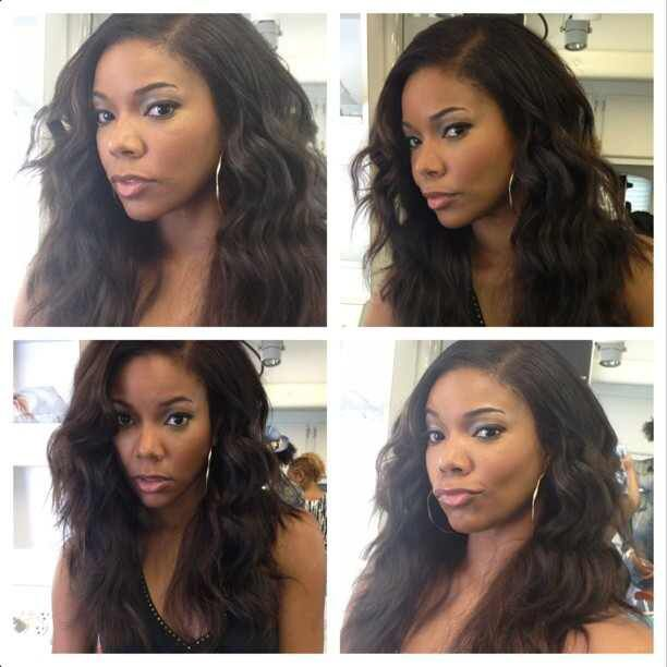 39 best gabrielle union images on pinterest beautiful black and gabrielle union work that hair girl pmusecretfo Choice Image