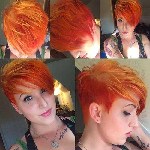 10 New Punk Pixie Cuts | http://www.short-haircut.com/10-new-punk-pixie-cuts.html