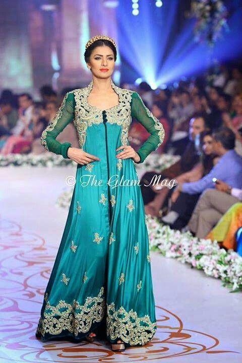 The Glam Mag   Pakistani Fashion