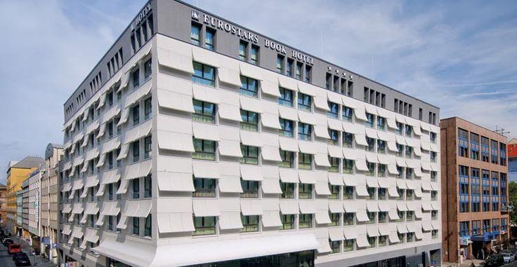 LWH Hotels- Eurostars Book Hotel Munich, Germany