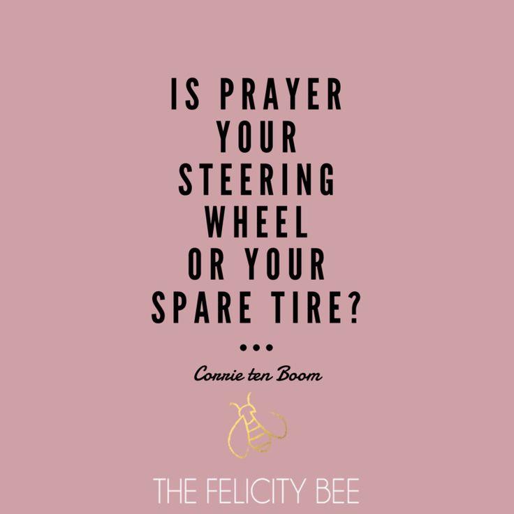 The Power of Prayer - Corrie Ten Boom