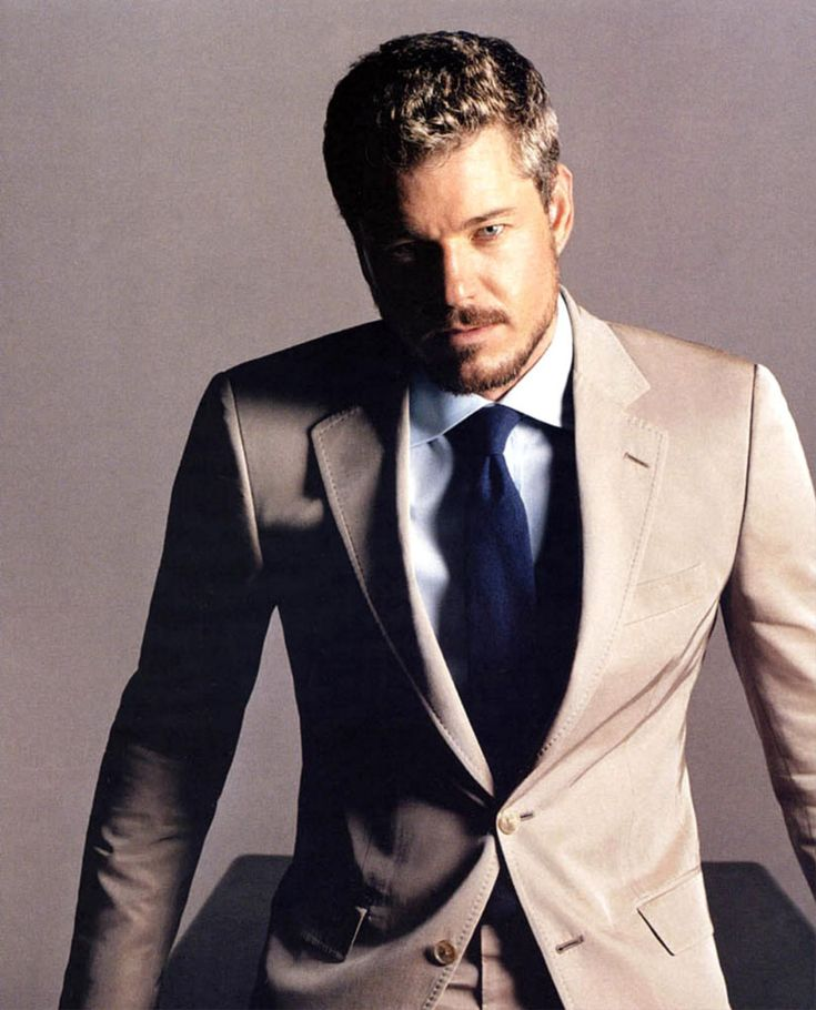 McSteamy :)gonna miss him on Grey's.