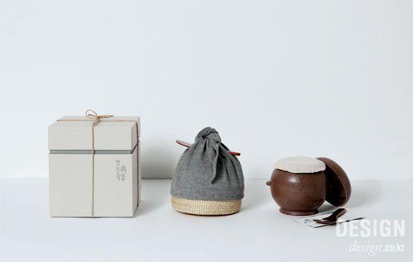 월간 디자인_ 전통음식의 본질을 따른 디자인 CJ제일제당의 '해가 찬 들녘 진된장'패키지 디자인