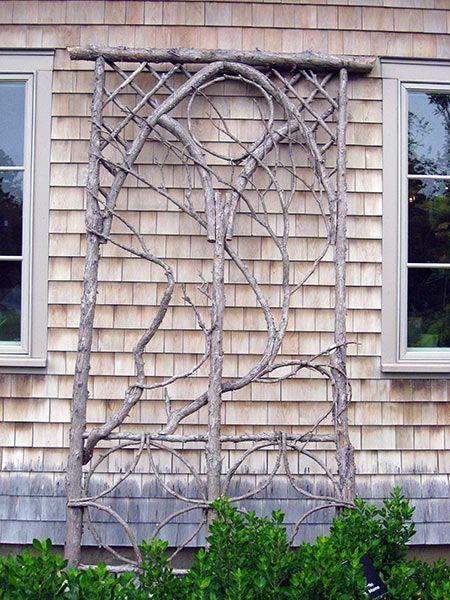 30+ Gartenprojekte mit Sticks & Twigs