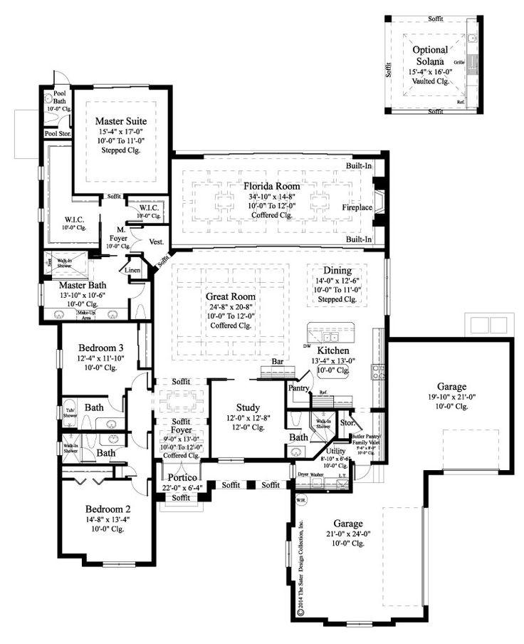 New House Plans 2016 151 best home: floor plans images on pinterest | house floor plans