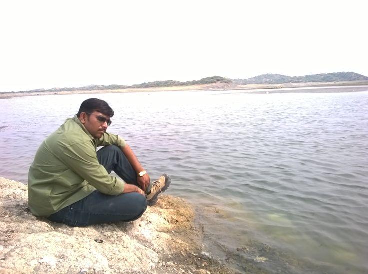 At Sarngapur Hanuman Mandir
