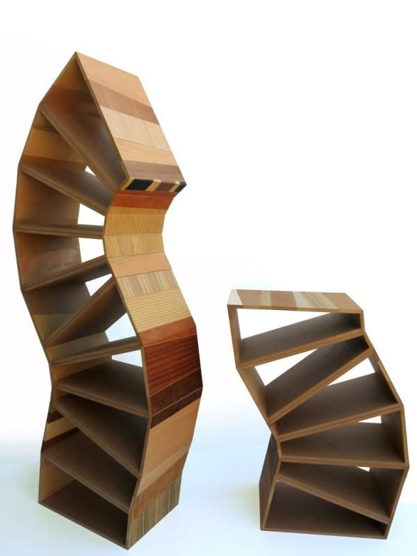 Eli Chissik Furniture Art Exhibition in home furnishings  made from  Formica laminate, MDF and