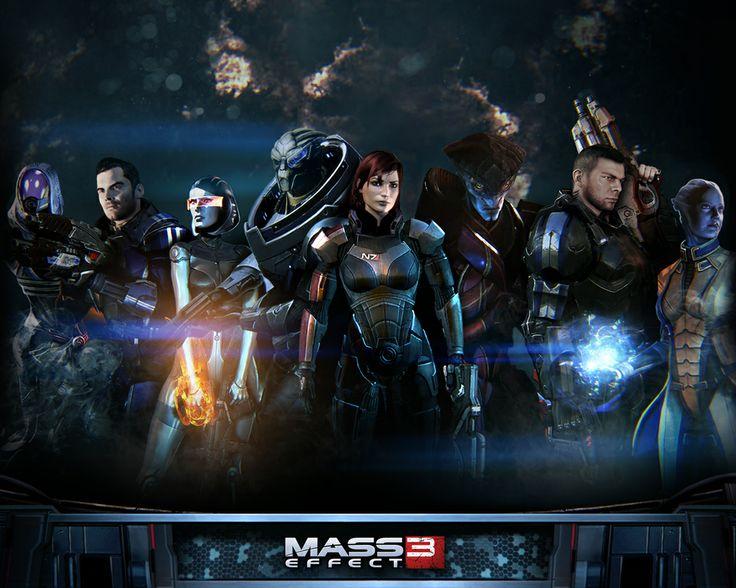Mass Effect Evolution Fallout скачать