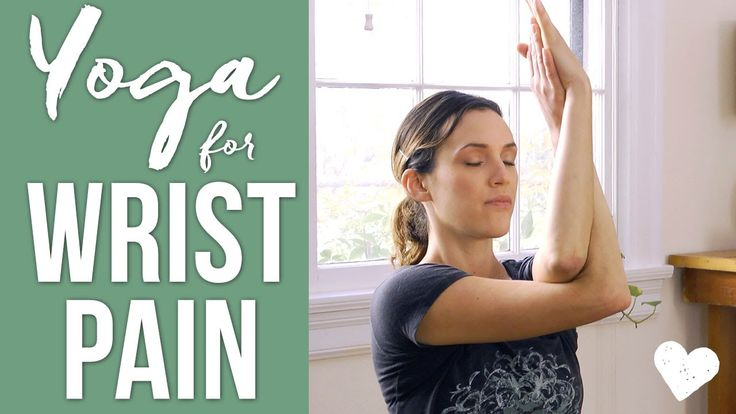 Yoga For Wrist Pain. Adriene guides us through a yoga lesson for the wrists so that you can avoid pain as well as prepare for deepening your practice. From t...