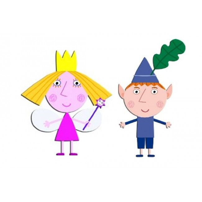 Ben And Holly Cake Toppers Australia