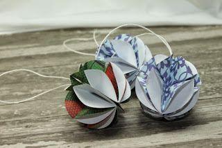 Lena-Art: Papírové kouličky