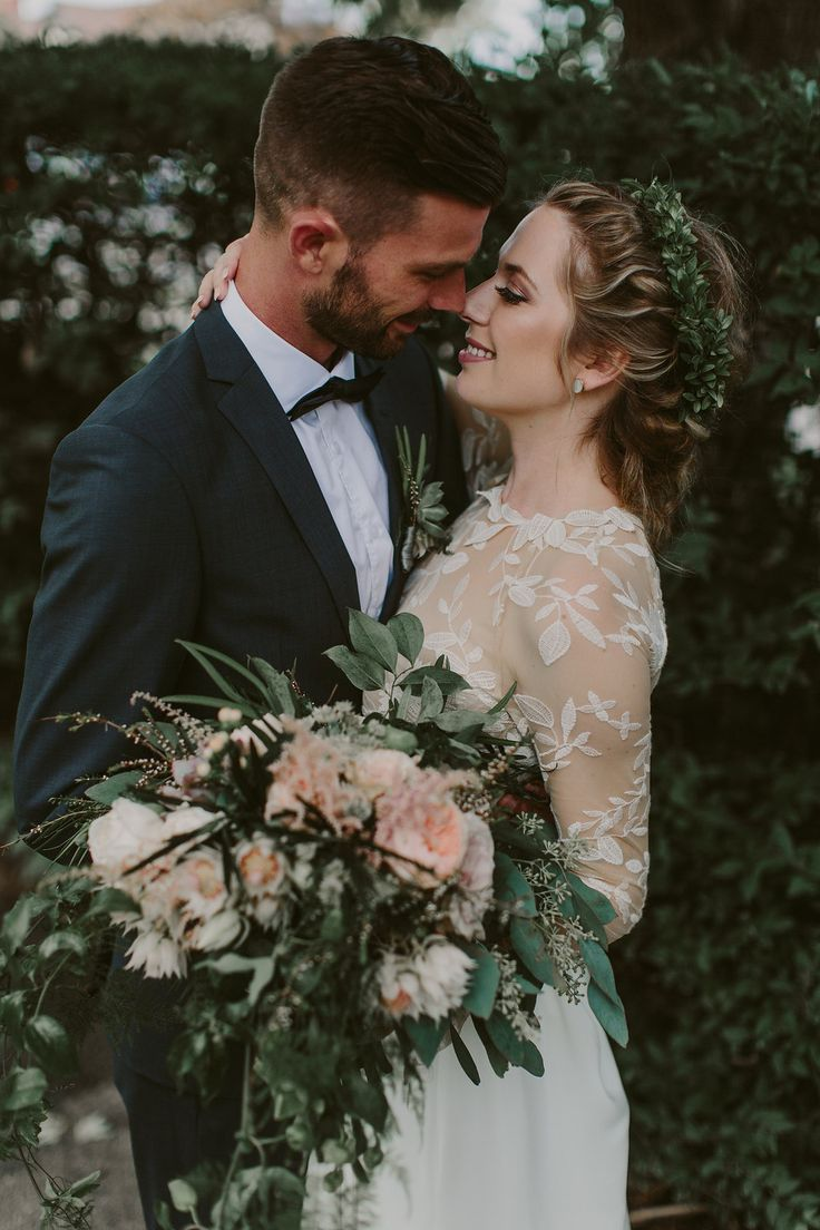 Canadian Wedding with Greenery Galore