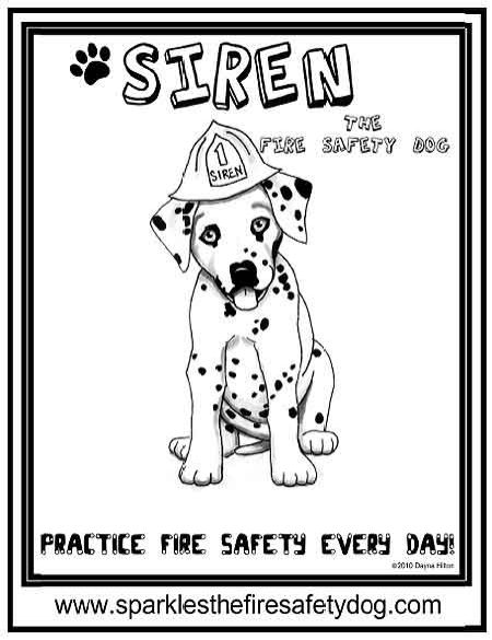 17 best images about coloring firefighting on pinterest