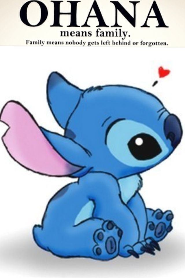 Lelo and Stitch | Inspiring quotes | Stitch drawing, Cute ...