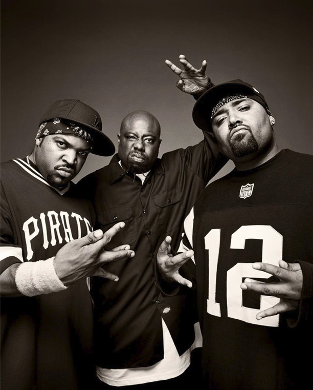 Classic photo of Westside Connection shot by Jonathan Mannion at http://www.jonathanmannion.com #Inspiration #1000words
