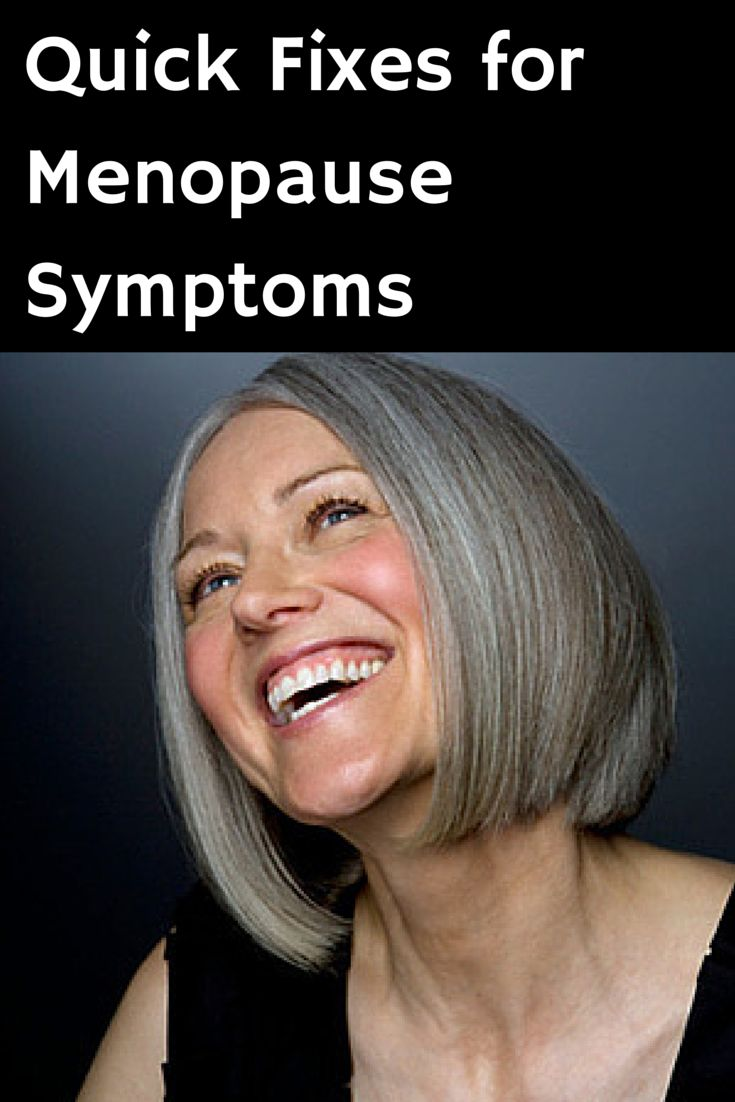 Get quick relief from menopause symptoms with these tips