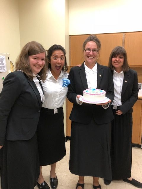 New Postulants Enter Carmel - Carmelite Sisters   Carmelite