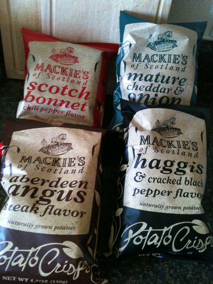 Haggis crisps!! Are these flavors for real??? Okay a couple of them wouldn't be bad but Haggis really...  Ewwww.....
