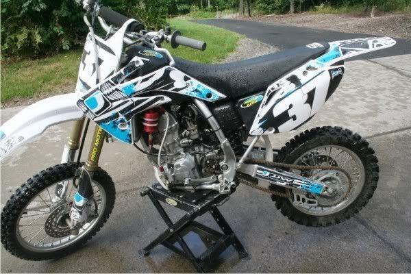 2009 honda crf150r | Thread: BACK FOR SALE!!! CRF150R full mod, race ready!