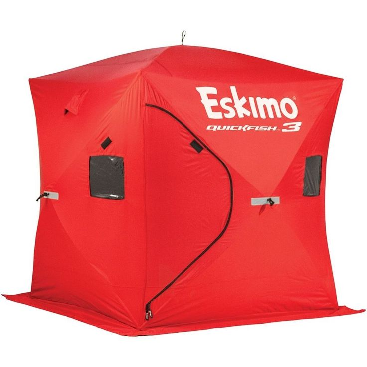 Eskimo® Ice Fishing Gear Quickfish 3 Pop-Up Shelter - Big R