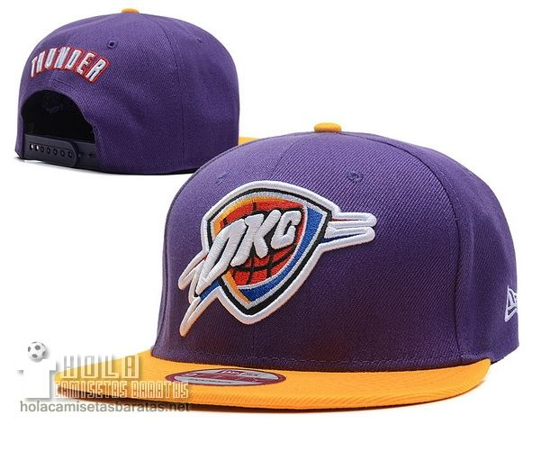 Gorras Planas Baratas NBA Oklahoma City Thunder 03KT  €13.9