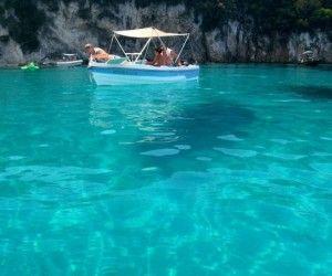 Θεσπρωτία: Η παραλία με τα πιο τυρκουάζ χρώματα στην Ελλάδα που θυμίζει Καραϊβική βρίσκεται στα Σύβοτα