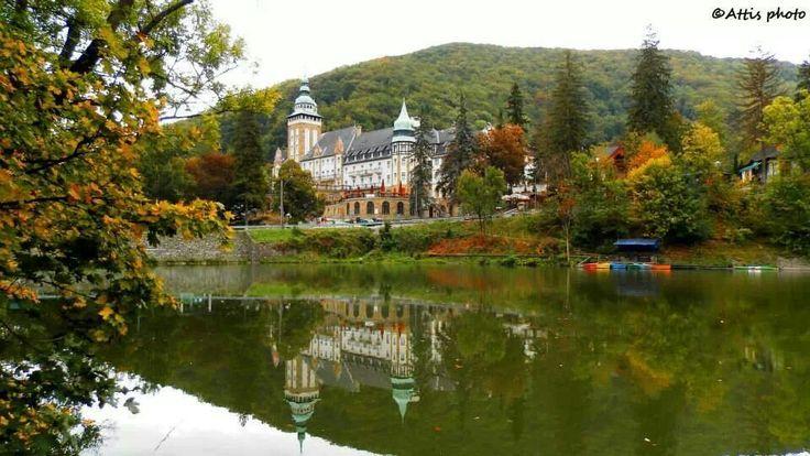 Lillafüred, Öszi-palota (ma Palota Szálló)