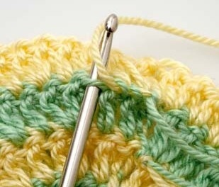 Increase your basic crochet skills