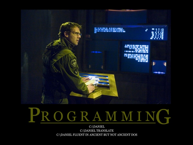 Daniel programming