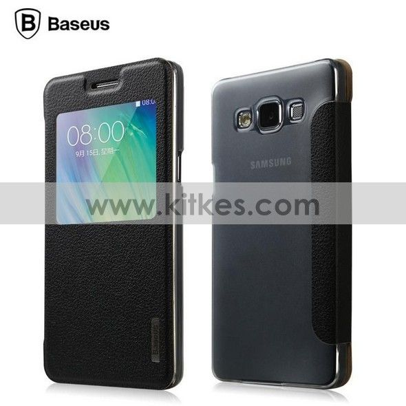 Samsung Galaxy A5 Baseus Primary Color Leather Case - Rp 160.000 - kitkes.com